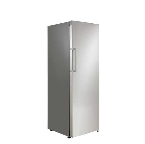 Hisense FV306N4BC11 Frost Free Upright Freezer in Stainless Steel