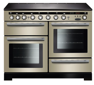 Rangemaster EDL110EIIV/C Encore Deluxe 110cm Induction Range Cooker Ivory-Appliance People