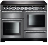 Rangemaster EDL110EISS/C Encore Deluxe 110cm Induction Range Cooker Stainless Steel-Appliance People