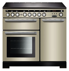 Rangemaster EDL100EIIV/C Encore Deluxe 100cm Induction Range Cooker Ivory-Appliance People