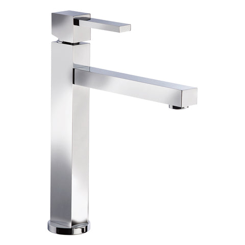 CDA TV4CH Square tower single lever tap
