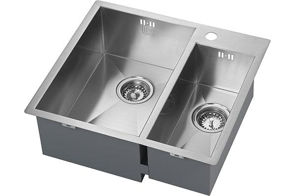 The 1810 Company ZENDUO 310/180 I-F Inset Sink Stainless Steel-Appliance People