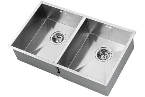 The 1810 Company ZENDUO 340/340U Undermount Sink Stainless Steel-Appliance People