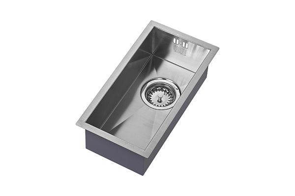 The 1810 Company ZENUNO 180U Undermount Sink Stainless Steel-Appliance People