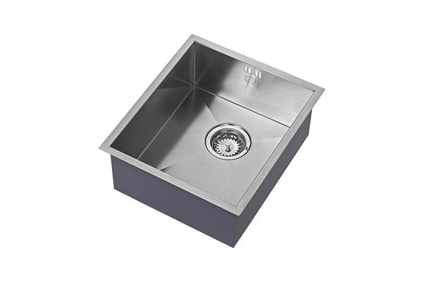 The 1810 Company ZENUNO 340U Undermount Sink Stainless Steel-Appliance People