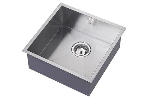 The 1810 Company ZENUNO 400U Undermount Sink Stainless Steel-Appliance People