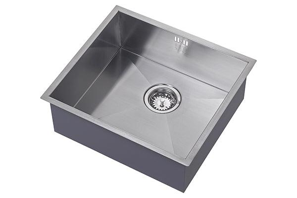 The 1810 Company ZENUNO 450U Undermount Sink Stainless Steel-Appliance People