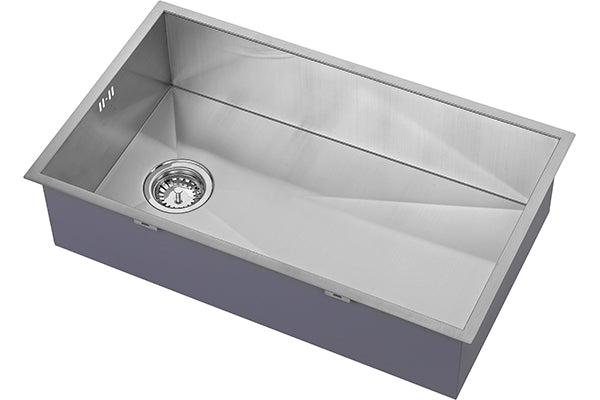 The 1810 Company ZENUNO 700 OSW Undermount Sink Stainless Steel-Appliance People