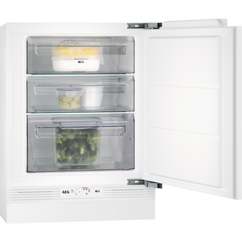 AEG ABE6821VNF Frost Free Built-in Under Counter Freezer-Appliance People