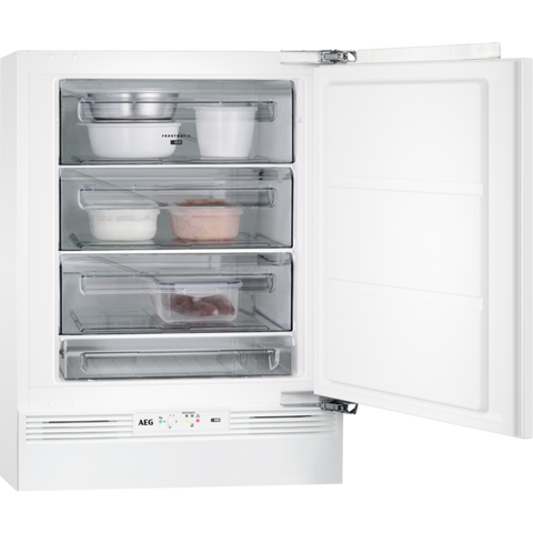 AEG ABE6822VAF Static Built-in Under Counter Freezer-Appliance People