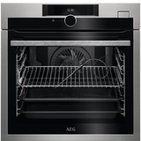 AEG BSE874320M SteamCrisp Steam Oven Stainless Steel-Appliance People