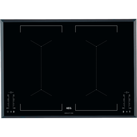 AEG IKE74451FB MultipleBridge Built-in Induction hob-Appliance People
