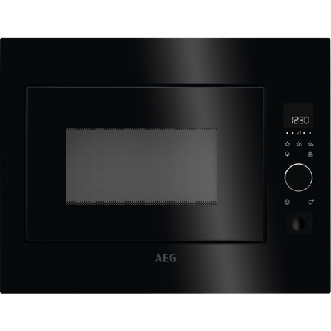 AEG MBE2658S-B Built-in Microwave-Appliance People