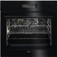 AEG BSK899330B SteamPro Multifuctional Oven - Black - A Energy Rated ** Limited Stock **