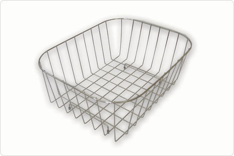 The 1810 Company STEEL UNIVERSAL BASKET Accessories Stainless Steel-Appliance People