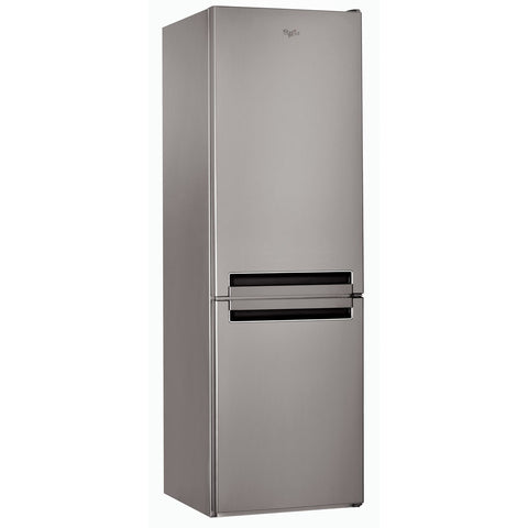 Whirlpool BLF81210X Fridge Freezer in Stainless Steel