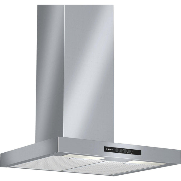 Bosch DWB06W452B 60cm Chimney Hood Stainless Steel-Appliance People