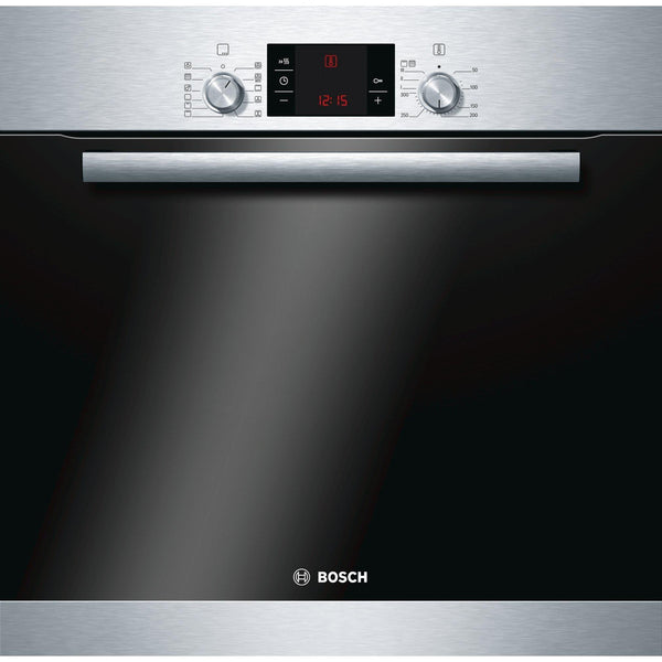Bosch HBA73R150B 60cm Built-in Single Oven Stainless Steel-Appliance People