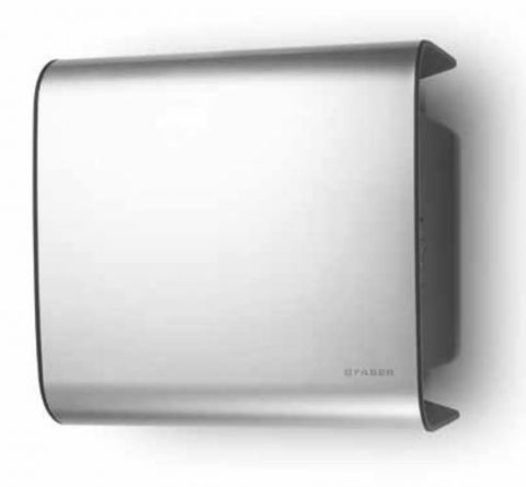 Faber Carre Stainless Steel Chimney Hood  * * HALF PRICE OFFER  - 1 ONLY LEFT * *