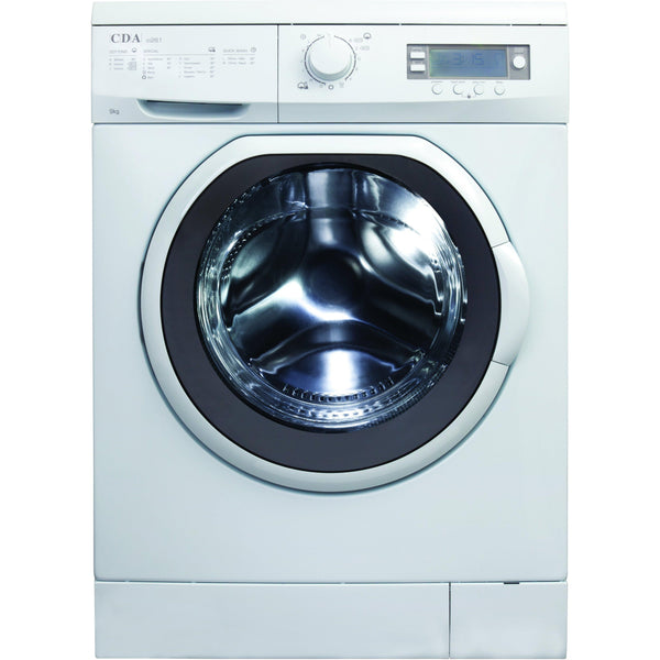 CDA CI261WH Freestanding washing machine White-Appliance People