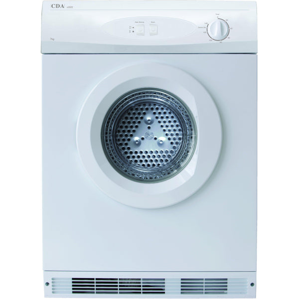 CDA CI522WH Freestanding tumble dryer White-Appliance People