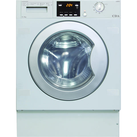 CDA CI925 Integrated washer dryer White-Appliance People