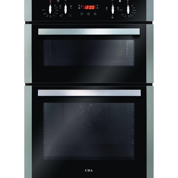 CDA DC940SS Double built-in oven Stainless Steel-Appliance People
