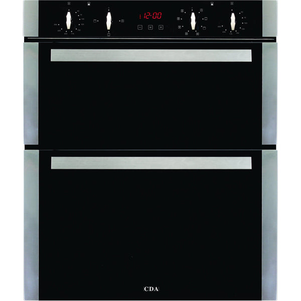 CDA DK751SS Double built-under oven Stainless Steel-Appliance People