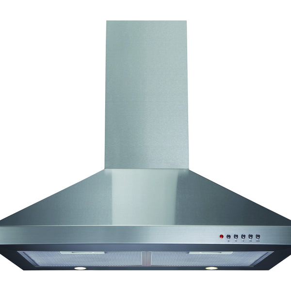 CDA ECH71SS 70cm chimney extractor Stainless Steel-Appliance People