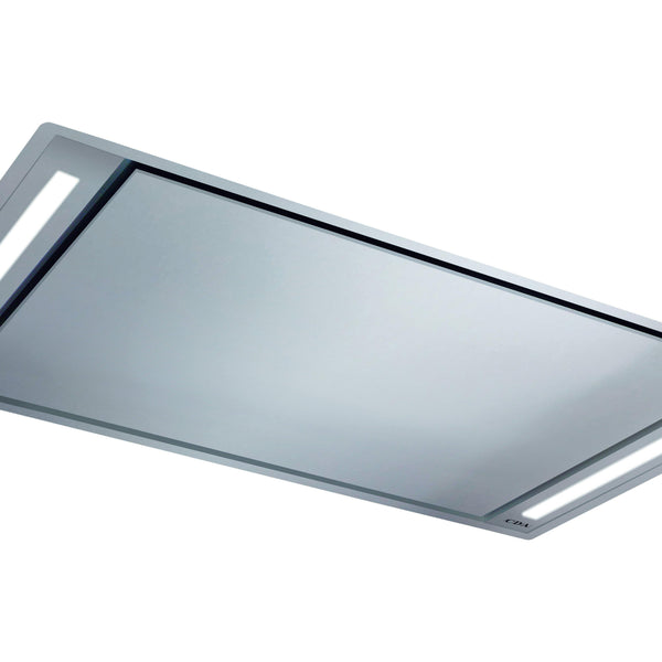 CDA EVX110SS 110cm ceiling extractor Stainless Steel-Appliance People