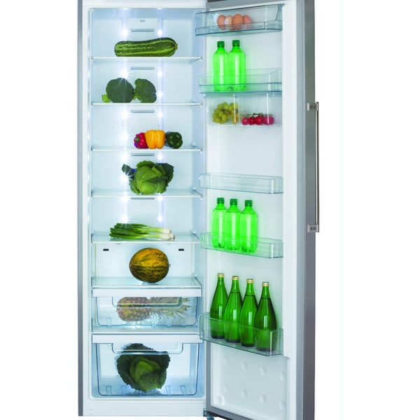CDA FF820SC Freestanding larder fridge Stainless Steel-Appliance People