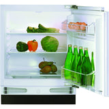CDA FW223 Integrated larder fridge White-Appliance People