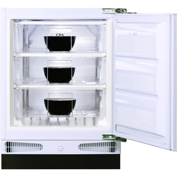 CDA FW283 Integrated freezer White-Appliance People