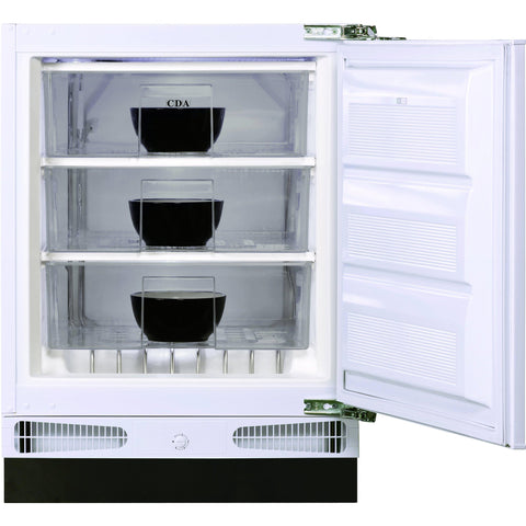 CDA FW381 Integrated freezer White-Appliance People