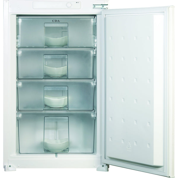 CDA FW482 Integrated freezer White-Appliance People
