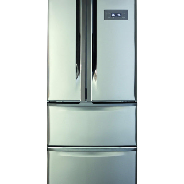 CDA PC84SC American style fridge freezer with French style doors and pull out drawers Stainless Steel-Appliance People