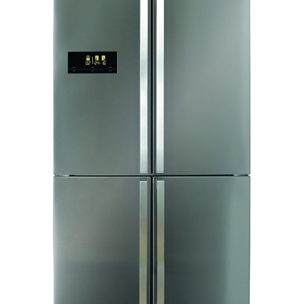 CDA PC900SS American style premium four door fridge freezer Stainless Steel-Appliance People