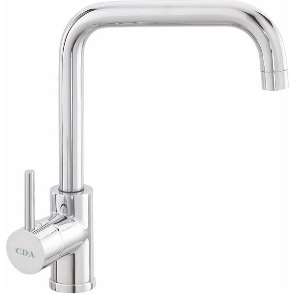 CDA TC66CH Single lever tap Chrome-Appliance People