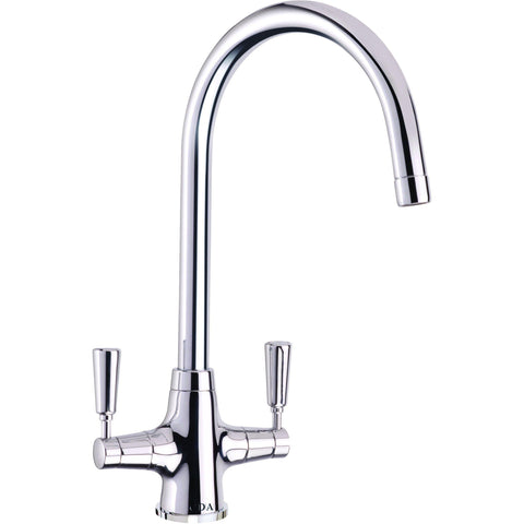 CDA TT41CH Traditional monobloc tap Chrome-Appliance People