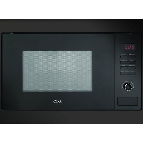 CDA VM130BL Built in microwave Black-Appliance People