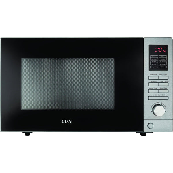 CDA VM200SS Freestanding microwave & grill Stainless Steel-Appliance People