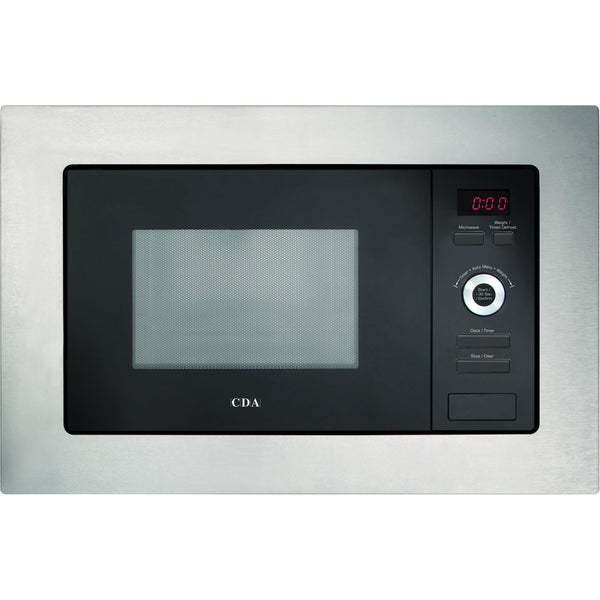 CDA VM550SS Wall unit microwave Stainless Steel-Appliance People