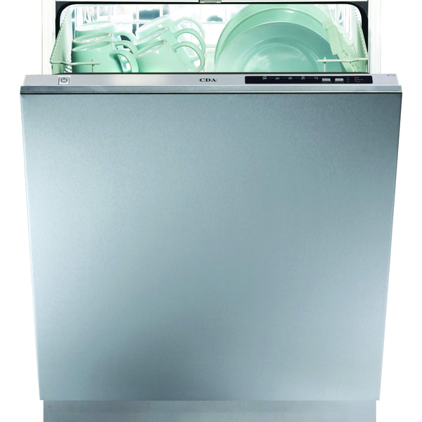 CDA WC142 Fully integrated dishwasher 60 cm White-Appliance People