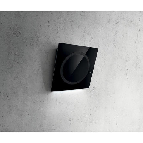Elica IO Air Chimney Hood Black-Appliance People