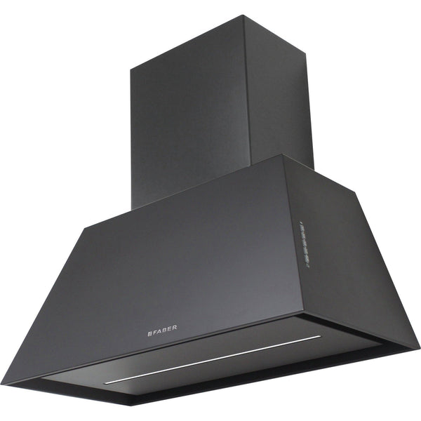 Faber Chloé EV8P A70 70cm Hood Dark Grey Matt-Appliance People