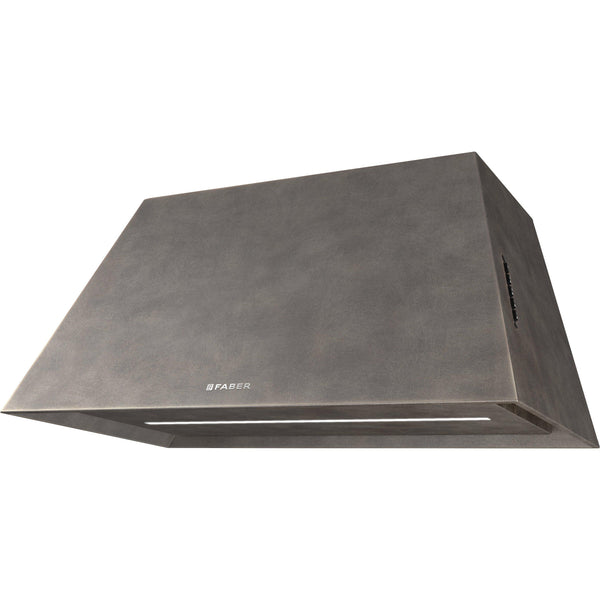 Faber Chloé EV8P A70 70cm Hood Old Metal (Pewter)-Appliance People