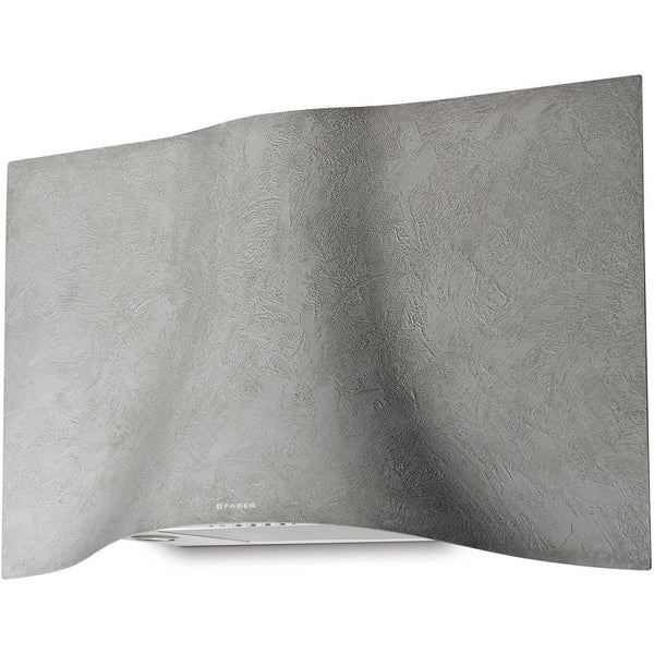 Faber Veil A90 90cm Hood Concrete-Appliance People