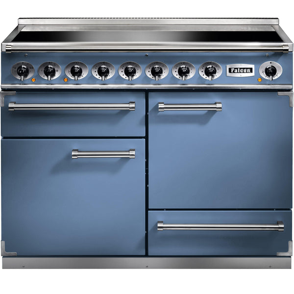 Falcon F1092DXEICA/N-EU 1092 Deluxe 110cm Induction Range Cooker China Blue-Appliance People