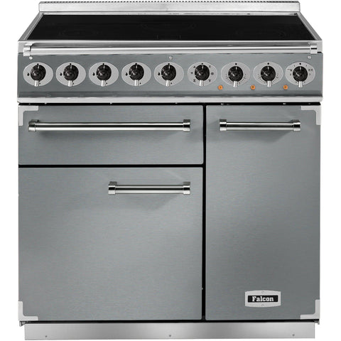 Falcon F900DXEISS/C-EU 900 Deluxe 90cm Induction Range Cooker Stainless Steel-Appliance People
