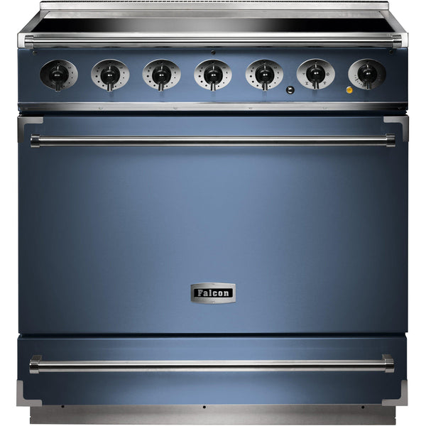 Falcon F900SEICA/N-EU 900 Single Cavity 90cm Induction Range Cooker China Blue-Appliance People